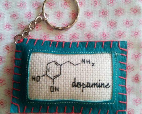 porte-clés dopamine